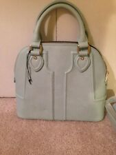 Sole Society Marcy Dome Satchel  - pale green  NWOT