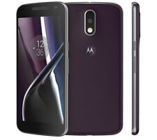 Moto G, 4th Gen (Black 16GB) Android 7.0 Nougat Update with Manufacture Warranty