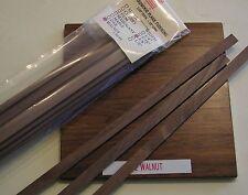 """Dollhouse Wood Plank Flooring Walnut 1"""" scale"""