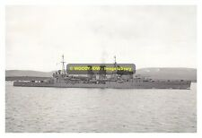 rp10099 - Royal Navy Warship - HMS Exeter , built 1931 - photo 6x4