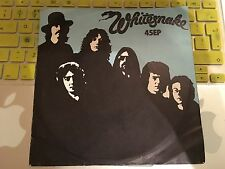 WHITESNAKE RARE 1980 EP- UK PRESS, READY AN'WILLING EARLY EP EX/EX PLUS