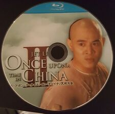 Hoang Phi Hung 2 (Once Upon A Time In China 2) - Phim Le Blu-Ray - Jet Li