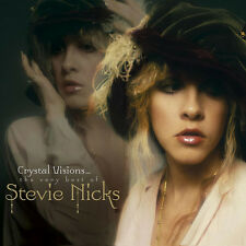 STEVIE NICKS: CRYSTAL VISIONS THE VERY BEST OF DELUXE CD+DVD GREATEST HITS / NEW