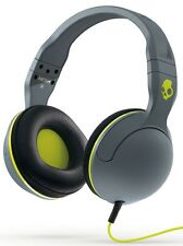 SkullCandy HESH 2 Supreme Sound Stereo Over-Ear Headphones Grey/Black/Hot Lime