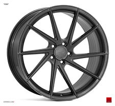 "20"" ISPIRI FFR1D Directional Wheels - Carbon Graphite  BMW E60 E61 E90 M3 E92 M3"