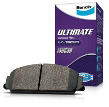 BENDIX ULTIMATE Performance Front Disc Brake Pads Ford Falcon BA BF FG DB1473