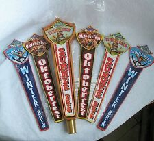 """Pete's Wicked 2 Sided Interchangeable 3 Seasons Beer Tap TALL 11 3/4""""  NEW BOXED"""