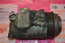 MERCEDES E CLASS W210 E320 CDI ESTATE AIR CON A/C PUMP COMPRESSOR A0002342911