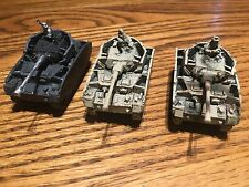 15mm WWII German Panzer IV G/H with Commander Wargaming Model