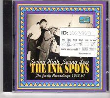 (GM250) The Ink Spots, Swing High, Swing Low - 2001 CD