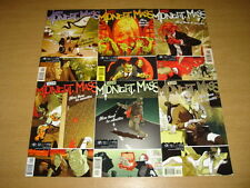 MIDNIGHT MASS HERE THERE BE MONSTERS #1-6 DC COMICS 2004 SET (6)