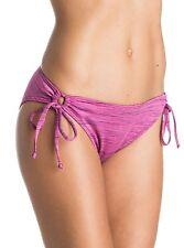 NEW ROXY Juniors Road Less Traveled 70's Lowrider Bikini ARJX403058 XL Purple