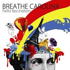 Hello Fascination - Breathe Carolina (2009, CD NEUF)