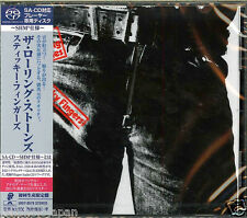 SHM SACD The Rolling Stones Sticky Fingers Limited Edition from Japan Mick
