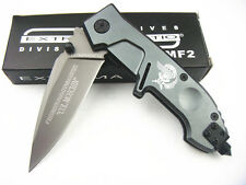 MF2 EXTREMA RATIO Knife Stainless Steel Camping Survival Tactical Saber Gift