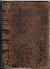 CURIOSITÉS de la NATURE et de L'ART sur la VÉGÉTATION par Pierre Le LORRAIN 1733