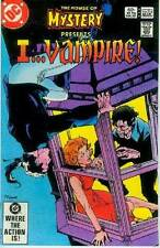 House of Mystery # 314 (I, Vampire) (USA, 1983)