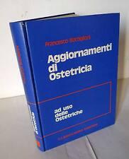Bottiglioni,AGGIORNAMENTI DI OSTETRICIA,1974[manuale,ostetriche,infermiere