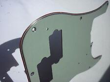 1964 Celluloid Fender Precision pickguard Mint green Nitrate 60 59 60 62 63 65