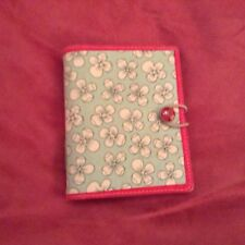 Filofax English Bloom Pocket Size Organiser Cover Story Collection New