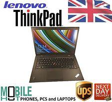 """Lenovo X1 Carbon 2nd generation i7 4600U 8GB 256SSD 14"""" WQHD win10 PRO 64bit"""