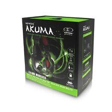 Nemesis Akuma stéréo numériques sans fil casque de jeu PC / XB un / 360 / ps4 / ps3