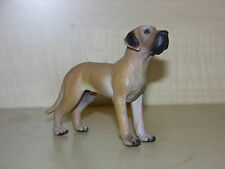 Schleich Rare Retired Great Dane 1997 tan 16320