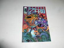 WEAPON ZERO Comic - Vol 2 - No 3 - Date 05/1995 - DC Comic's