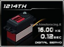 SERVO DIGITALE 16Kg POWER HD HUGH VOLTAGE CON INGRANAGGI IN TITANIO HD-1214TH