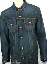 Levi's Standard Trucker Jacket 705890041 Made In USA Selvedge Denim Levis Large