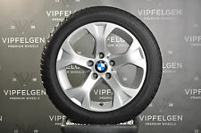 """Original 17"""" BMW X1 E84 Sternspeiche 317 Winterräder Alufelgen 36116789140"""