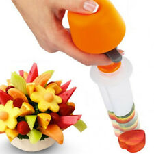 New Fruit Salad Carving Vegetable Smoothie Cake Tools Kitchen Bar Cooking