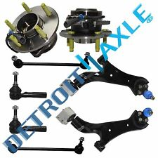 Brand New 8pc Complete Front Suspension Kit for Torrent Vue Chevy Equinox w/ ABS