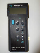 NRC NEWPORT 840 OPTICAL LASER  POWER METER