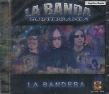 La Banda Subterranea La Bandera CD New Nuevo Sealed