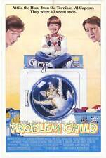PROBLEM CHILD Movie POSTER 27x40 B John Ritter Michael Oliver Jack Warden Amy