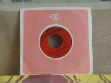 "HARLEM GLOBETROTTERS, POOR BUTTERFLY SWEET GEORGIA BROWN 7"" 45-HGT-300 FUNK SOUL"