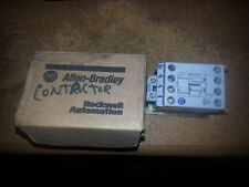 ALLEN BRADLEY AC CONTACTOR CAT. 500-TOD93 SERIES D SIZE 00 FREE SHIPPING
