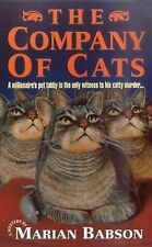 The Company of Cats (St. Martin's Minotaur Mysteries) by Marian Babson