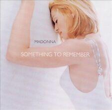 Madonna  Something to Remember (CD, Nov-1995, Warner Bros.)