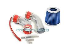 RED BLUE 93 94-97 FORD PROBE GT/MAZDA MX6/626 2.5 2.5L V6 COLD AIR INTAKE KIT