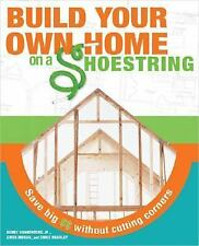 Build your Own Home on a Shoestring-ExLibrary