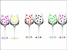 New HUGE WINE GLASS DECORATING KIT STARTER PACK STICKERS DECALS