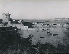 CIBOURE-SOCOA c. 1935 - Le Fort Le Port  Pyrénées-Atlantiques Div 4607