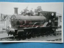 PHOTO  SR EX LSWR CLASS O298 WELL TANK 2-4-0WT 30587 3298 14/5/55