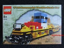 New Lego City Train 10170 TTX Double - Stack Car Rare Set Sealed Box