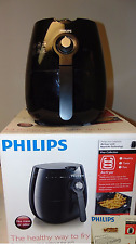 New-Open Box-Philips-Air Fryer Rapid Air Technology-(HD9220) w Double Layer Rack