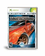 Need for Speed Underground Platinum Hits - Xbox - US Xbox