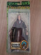 Elrond of Rivendell Lord of the rings LOTR Toybiz