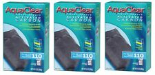 (3) AQUACLEAR 110 ACTIVATED CARBON. A-622